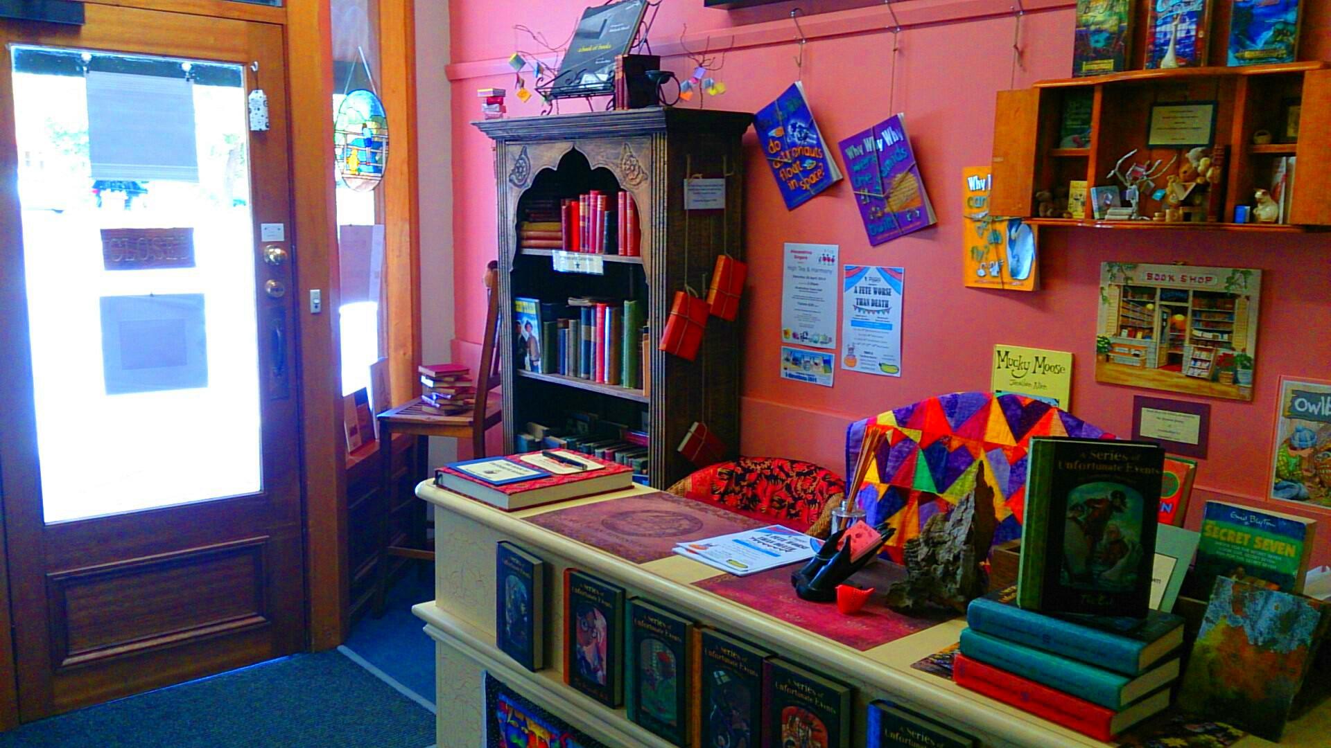 The Book Keeper Book Shop