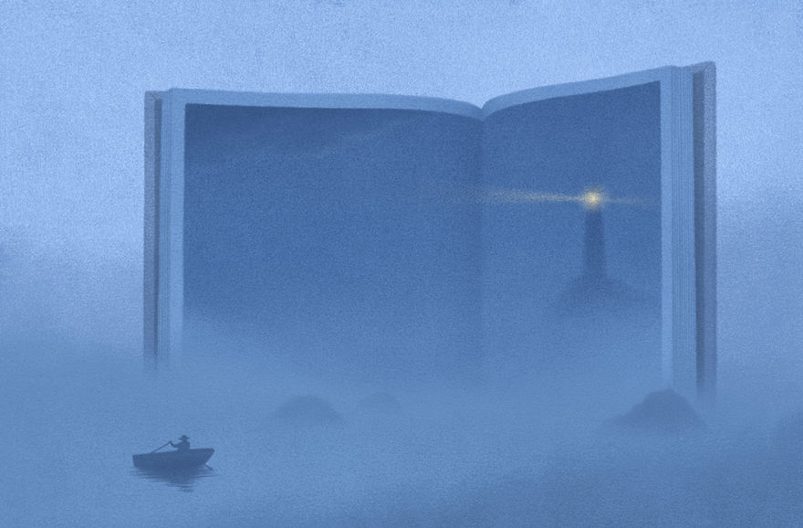 Surreal-Illustrations-for-Book-Lovers-by-Jungho-Lee-57ce68e8b549e__880