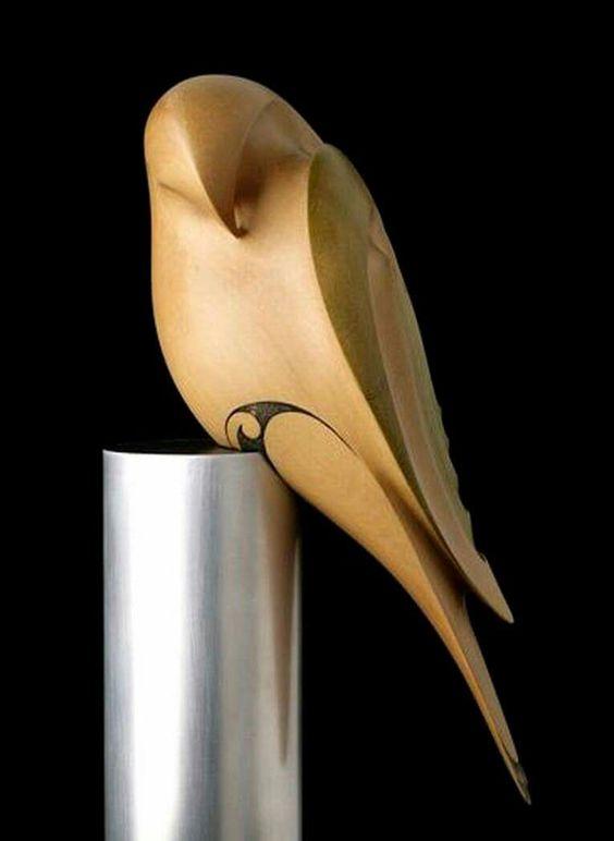 Rex Homan sculpture